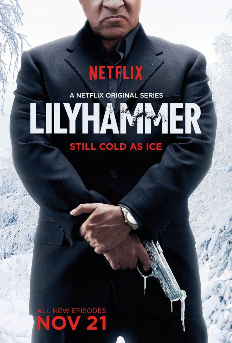 <strong><em>Lilyhammer</em></strong> Season 3 Poster
