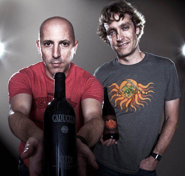 Maynard and Eric