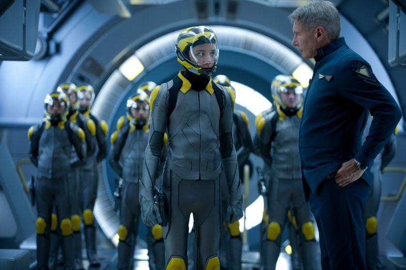 <strong><em>Ender's Game</em></strong> Photo 2