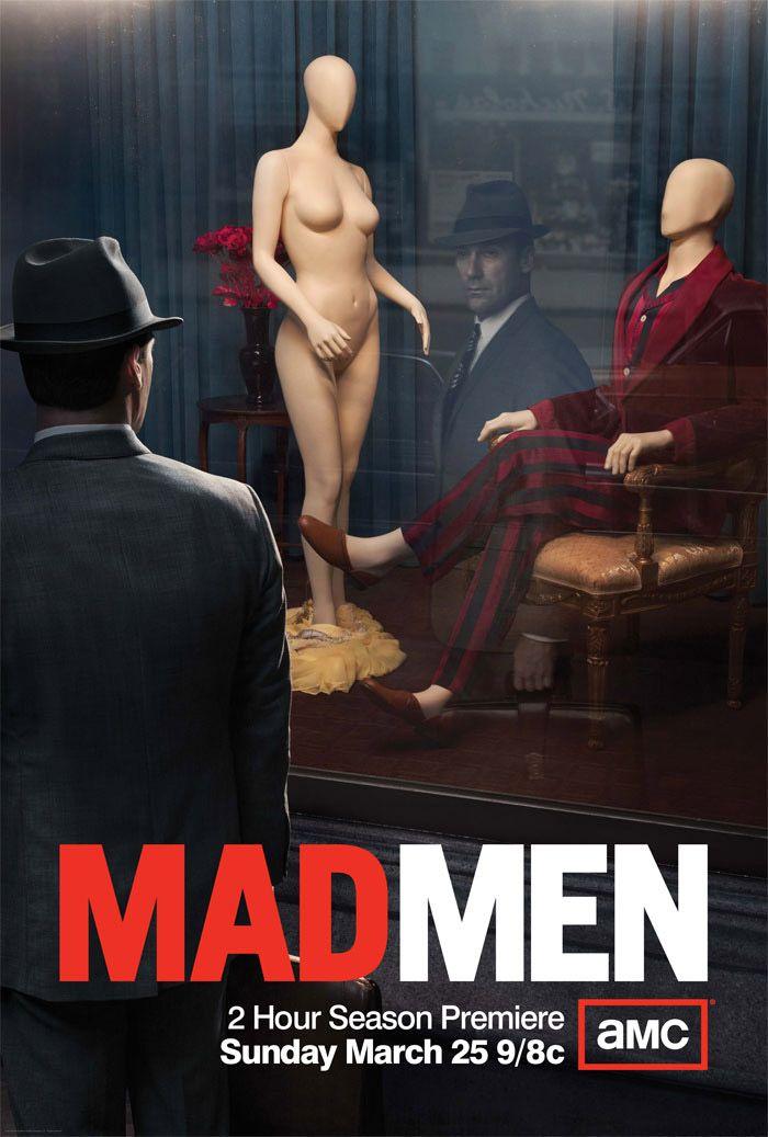 <strong><em>Mad Men</em></strong> Season 5 Reflections Promo Art