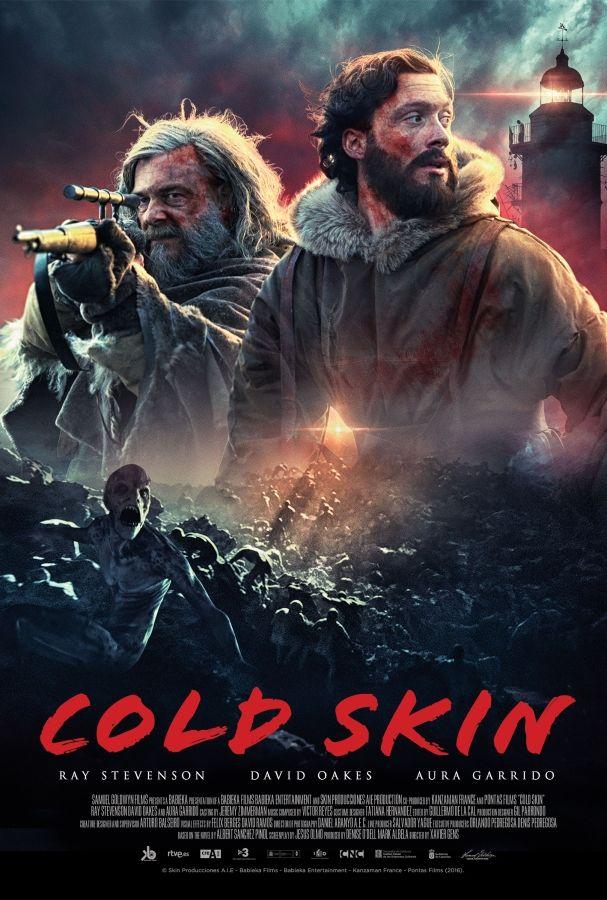 <strong><em>Cold Skin</em></strong> Poster