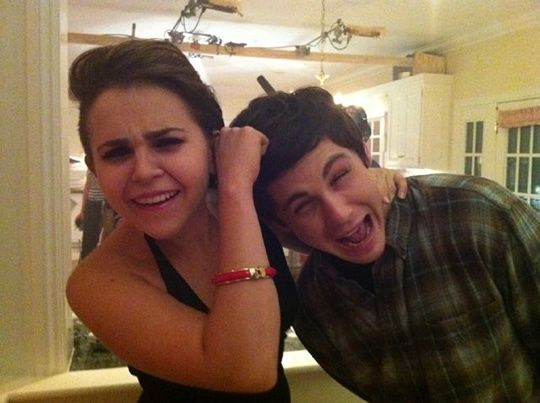 <strong><em>The Perks of Being a Wallflower</em></strong> Set Photo #6