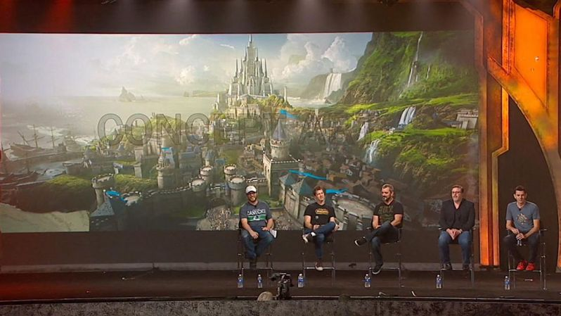 <strong><em>Warcraft</em></strong> Movie Concept Art