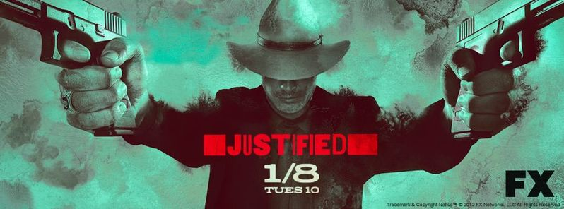 <strong><em>Justified</em></strong> Season 4 Promo Art