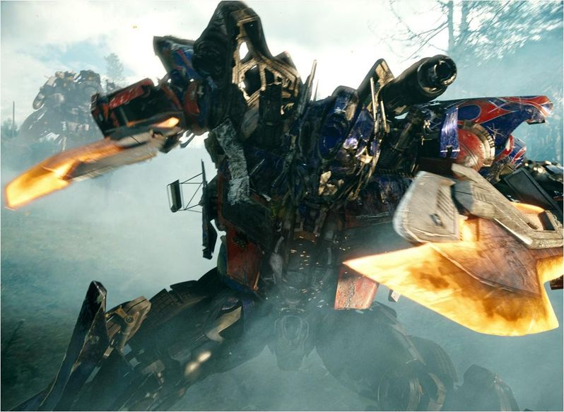 Transformers 3 is coming at you in 3D