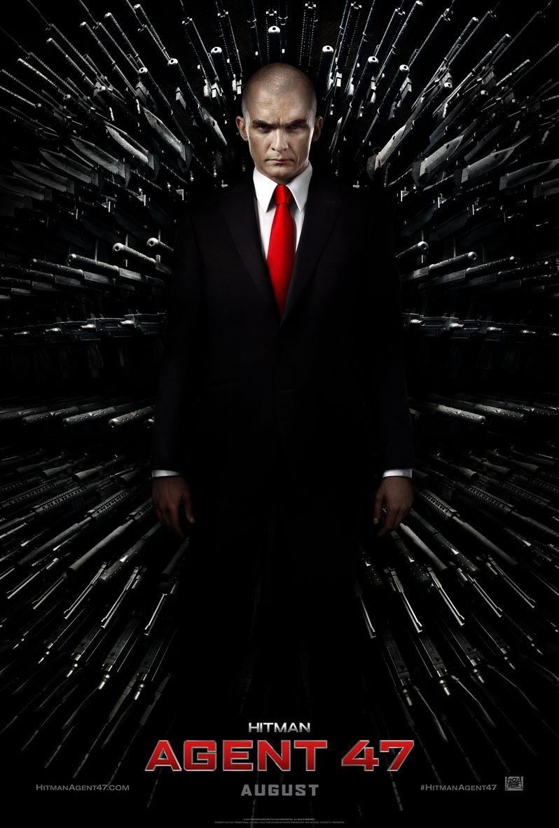 <strong><em>Hitman: Agent 47</em></strong> Poster