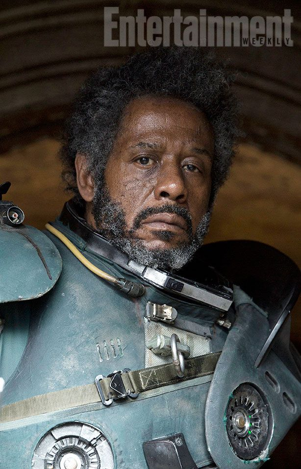 Forest Whitaker Rogue One Star Wars Story Photo
