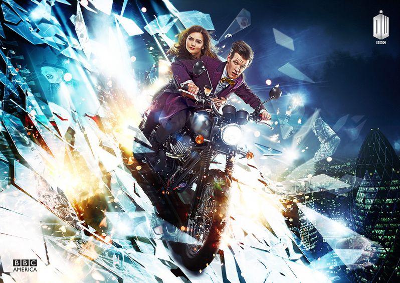 <strong><em>Doctor Who</em></strong> Season 7.2 Poster