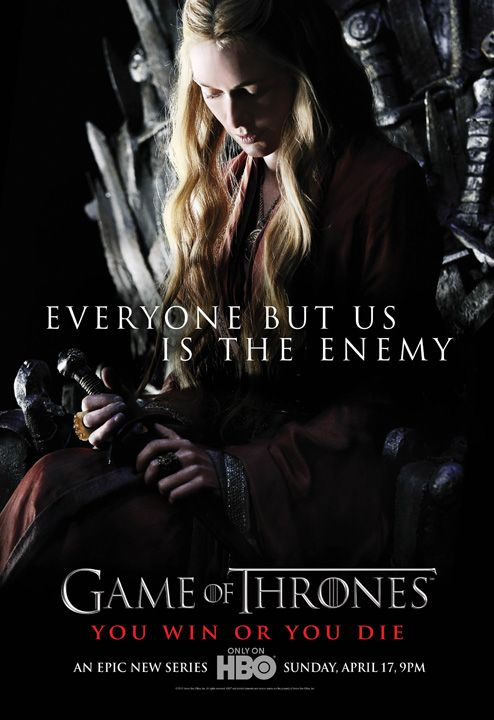 <strong><em>Game of Thrones</em></strong> Poster #3