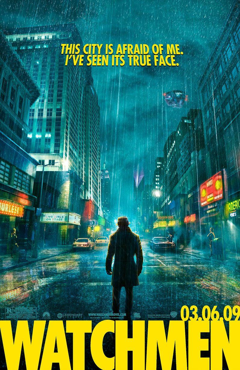 <strong><em>Watchmen</em></strong> Poster