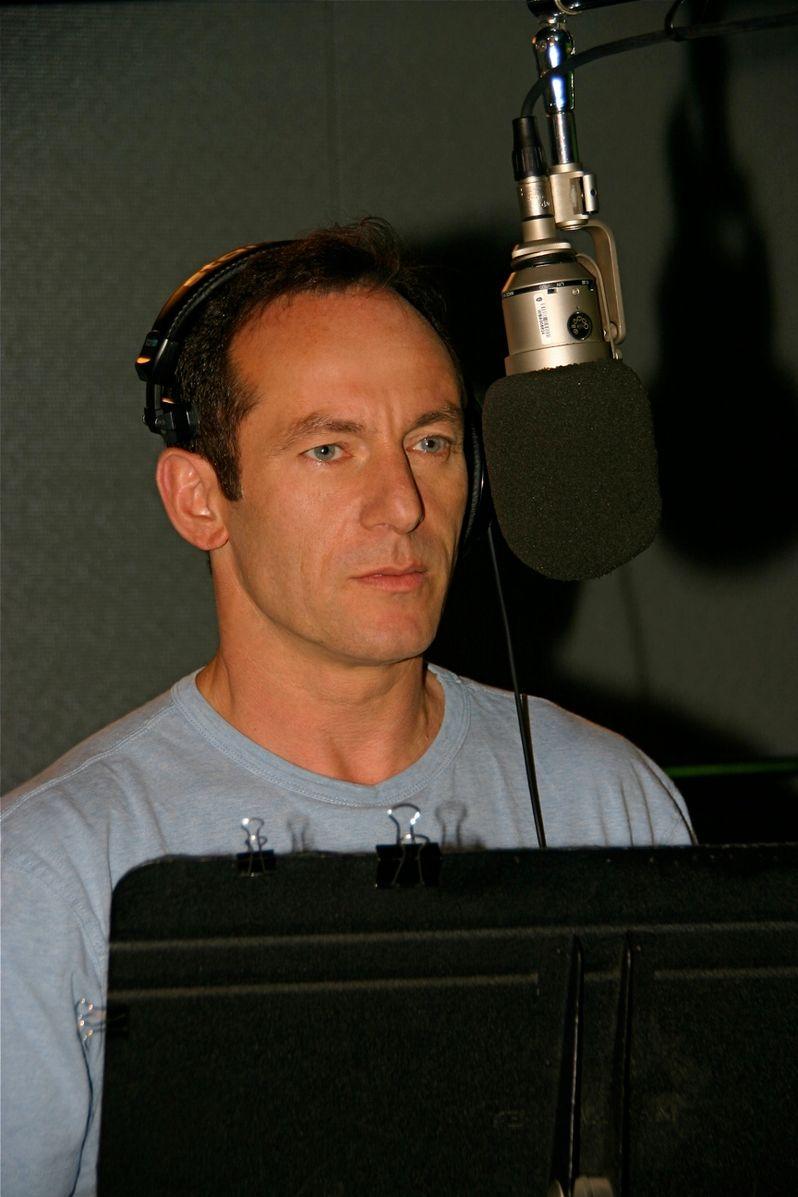 Jason Isaacs portrays Ra's al Ghul in Batman: Under the Red Hood