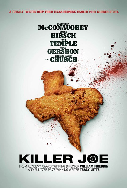 <strong><em>Killer Joe</em></strong> Poster #3