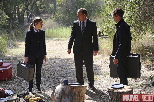 Marvel's Agents of SHIELD Episode 6 F.Z.Z.T.