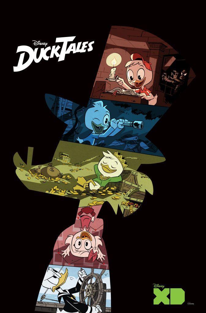 <strong><em>DuckTales</em></strong> - Season 1 photo 2