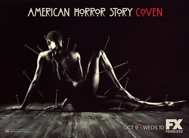 <strong><em>American Horror Story</em></strong>: Coven Promo Art 1