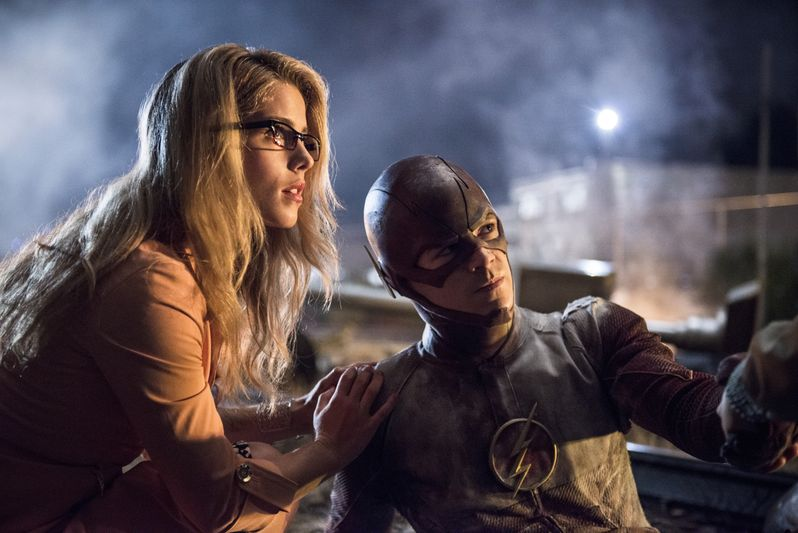 <strong><em>Arrow</em></strong> Flash Crossover Photo 2