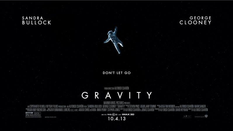 <strong><em>Gravity</em></strong> Poster 2