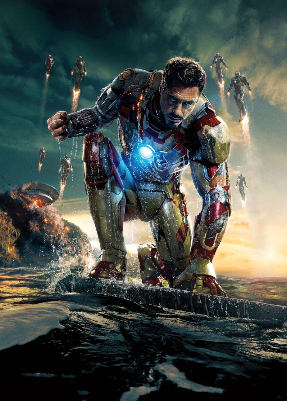 <strong><em>Iron Man 3</em></strong> Poster