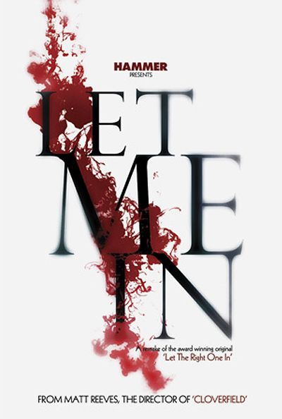 Let Me in Concept Poster #2