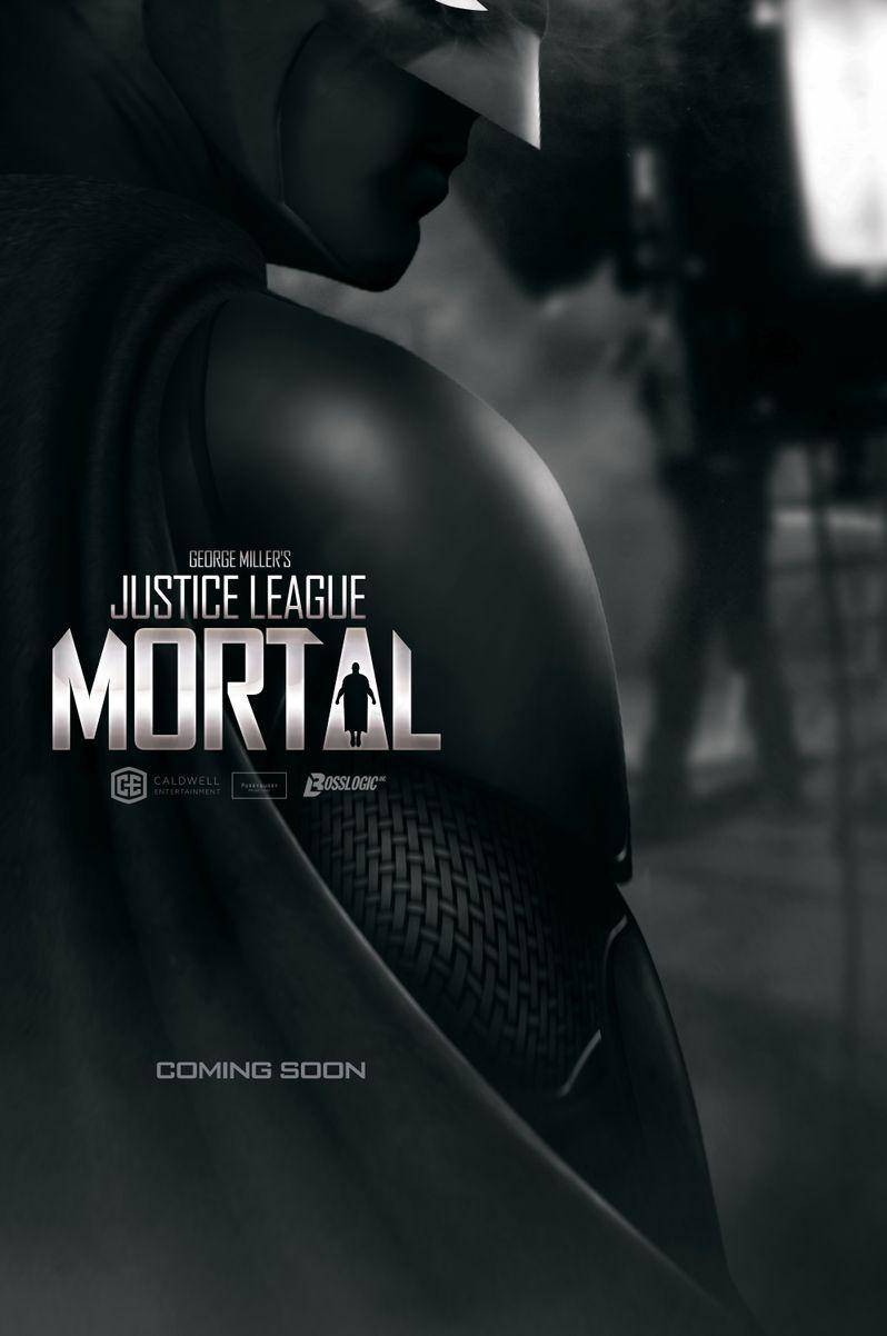 Justice League Mortal Poster 2