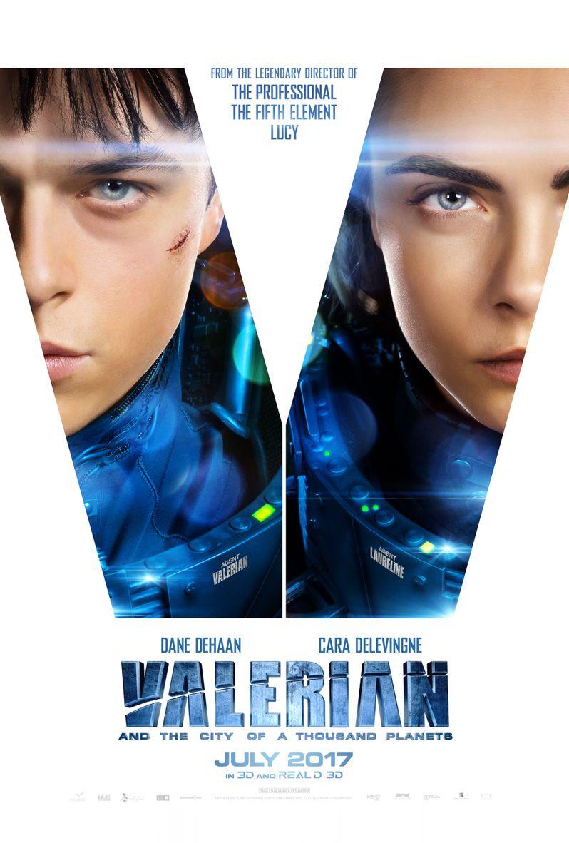 Valerian Poster