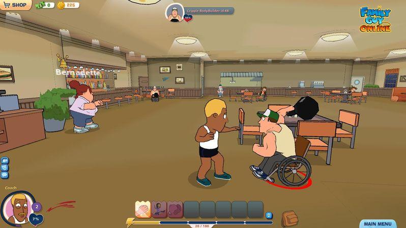 <strong><em>Family Guy</em></strong> Online Photo #4