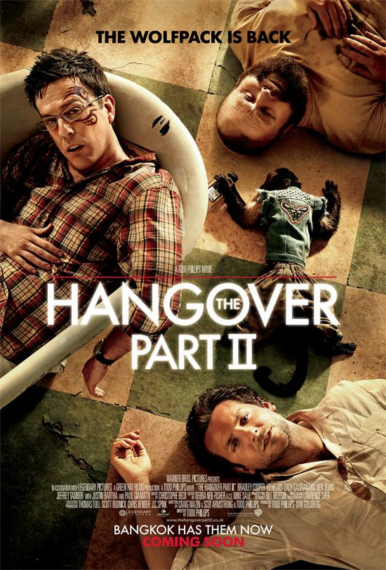 <strong><em>The Hangover Part II</em></strong> Poster #1