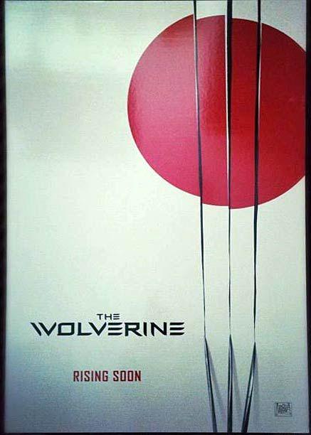<strong><em>The Wolverine</em></strong> Poster