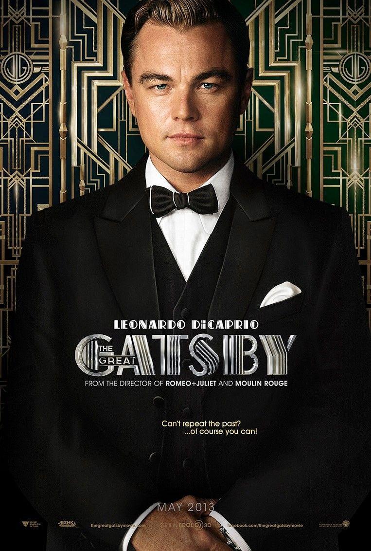 <strong><em>The Great Gatsby</em></strong> Leonardo DiCaprio Poster