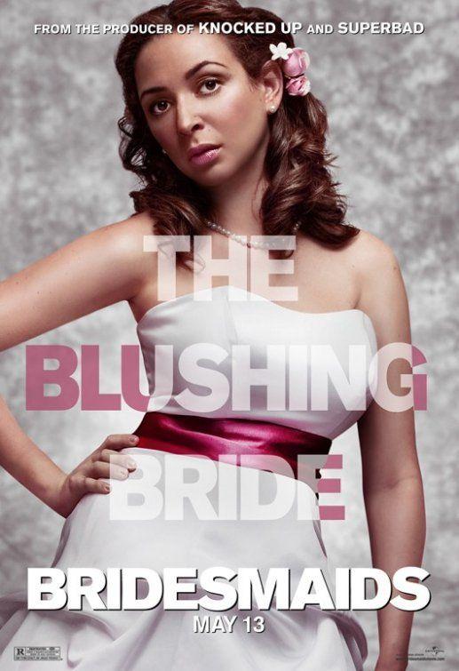 <strong><em>Bridesmaids</em></strong> Maya Rudolph Character Poster