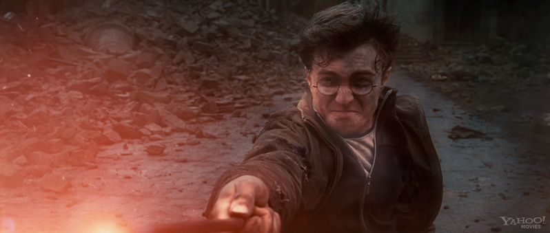Harry Potter and the Deathly Hallow Trailer Still #3