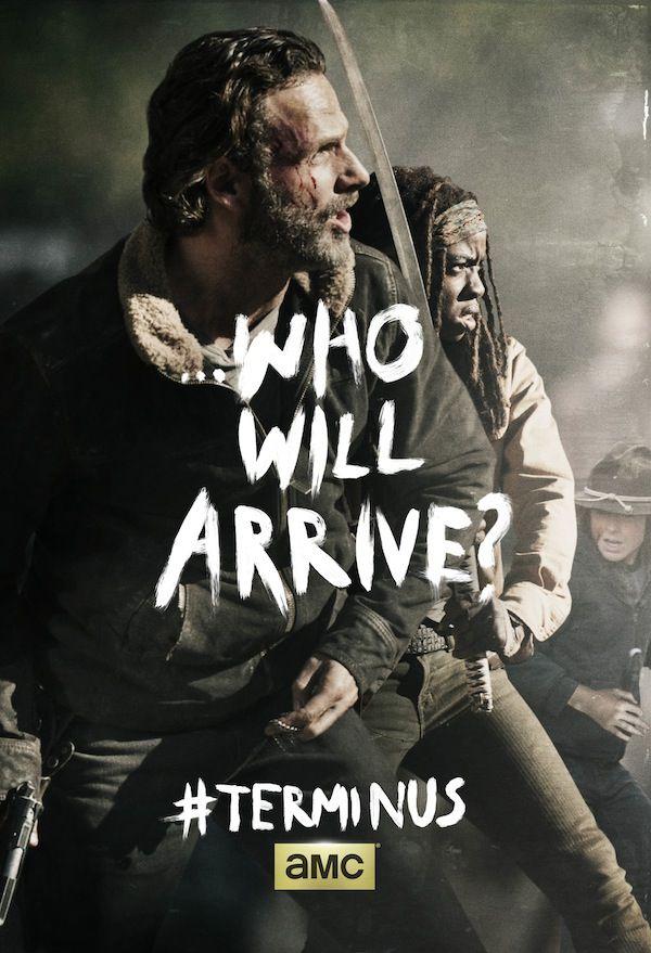 <strong><em>The Walking Dead</em></strong> Season 4 Poster