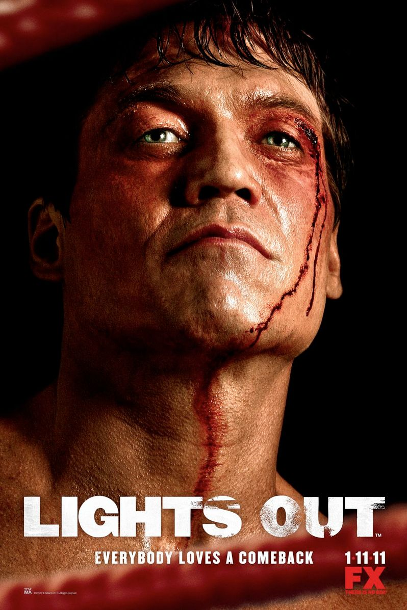 Holt McCallany and Warren Leight discuss the FX boxing series <strong><em>Lights Out</em></strong>