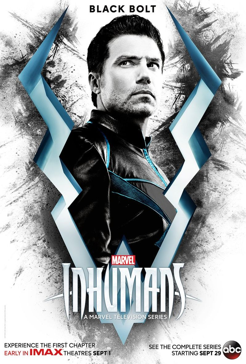 <strong><em>Marvel's Inhumans</em></strong> - Season 1 photo 1