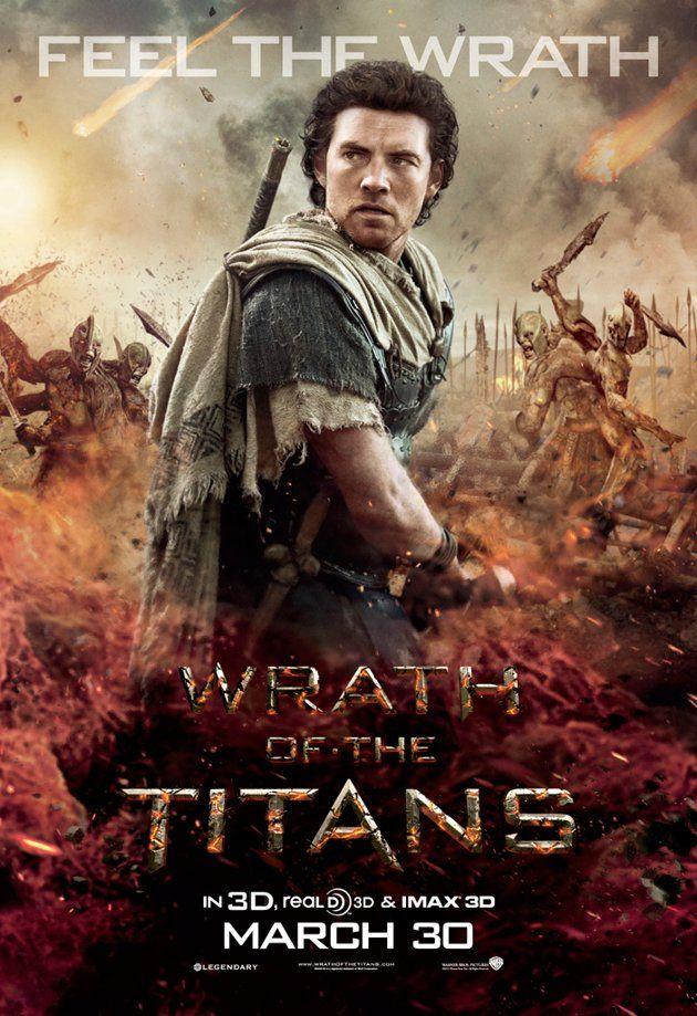 <strong><em>Wrath of the Titans</em></strong> Poster #1