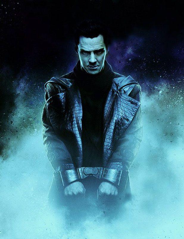 <strong><em>Star Trek Into Darkness</em></strong> Poster Image