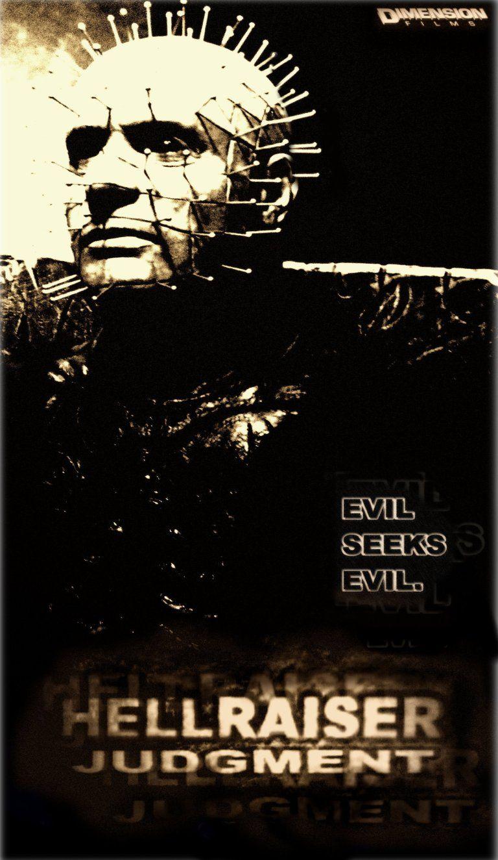 Hellraiser: Judgement Poster