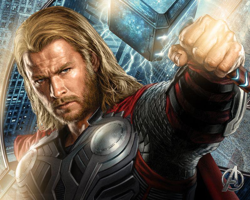 <strong><em>Marvel's The Avengers</em></strong> Wallpaper #3