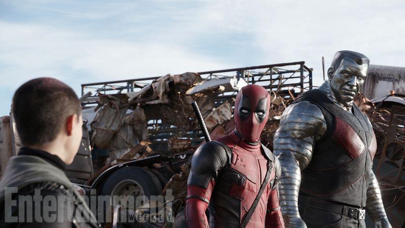 <strong><em>Deadpool</em></strong> Photo 2