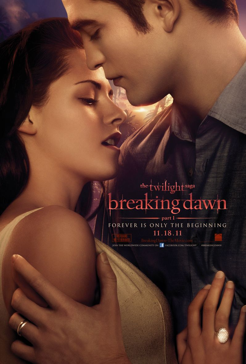 <strong><em>The Twilight Saga: Breaking Dawn - Part 1</em></strong> Poster #1