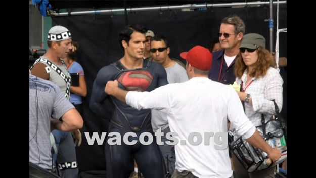 Henry Cavill as the <strong><em>Man of Steel</em></strong> #6