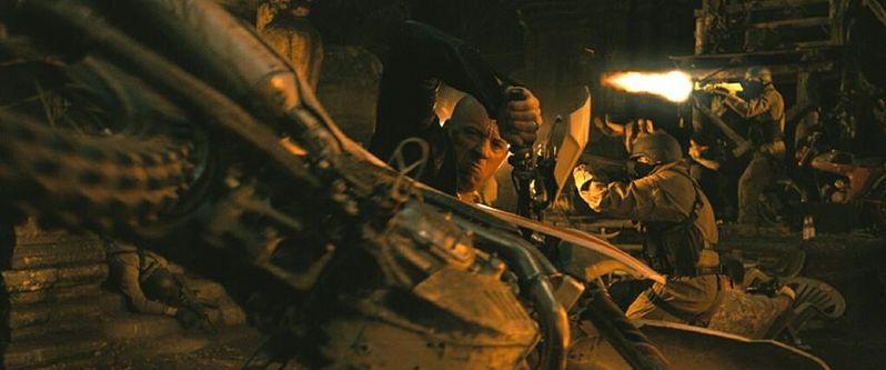 XXX The Return of Xander Cage Set Photo 2