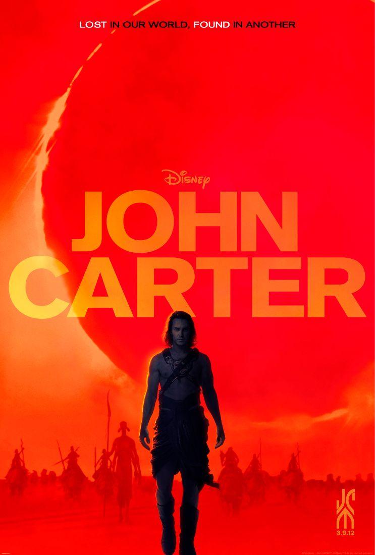 <strong><em>John Carter</em></strong> Poster #2