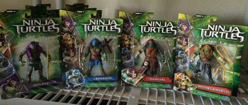 <strong><em>Teenage Mutant Ninja Turtles</em></strong> photo 1