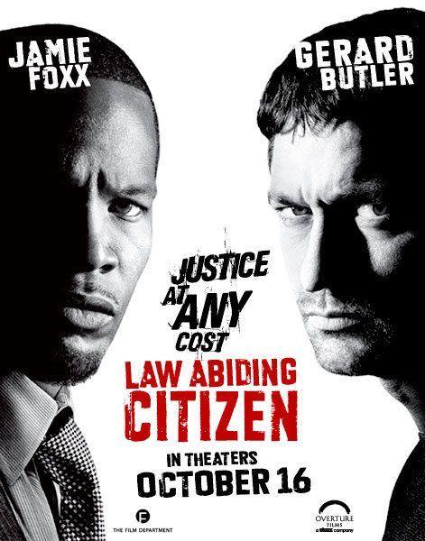 <strong><em>Law Abiding Citizen</em></strong> Contest