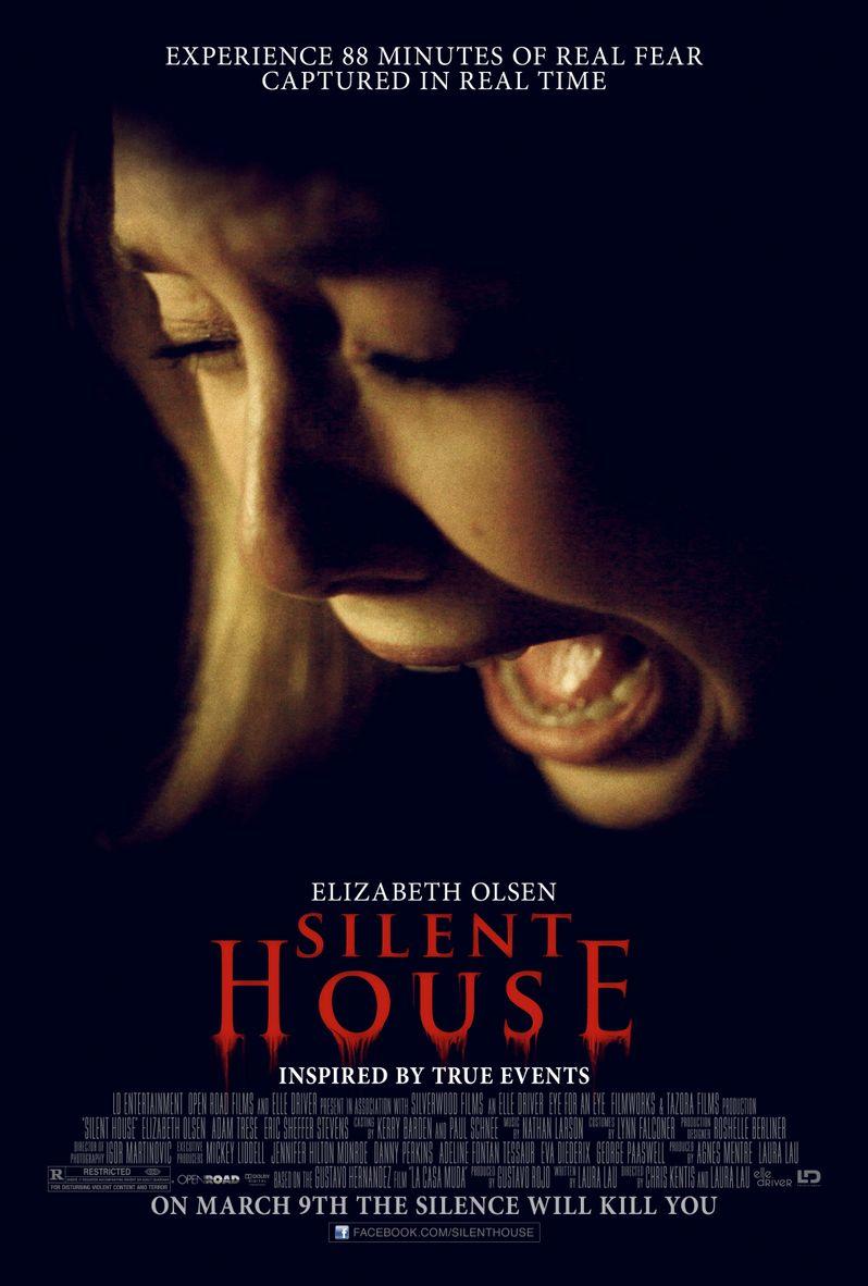 <strong><em>Silent House</em></strong> Poster