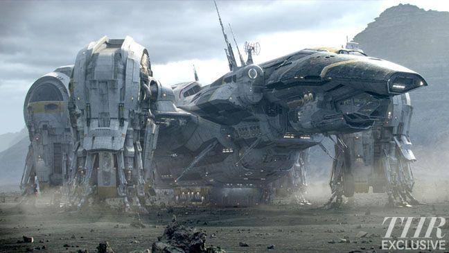<strong><em>Prometheus</em></strong> Photo #7