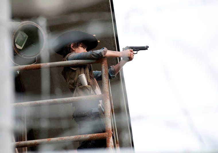 <strong><em>The Walking Dead</em></strong> Season 3 Premiere Photo #6