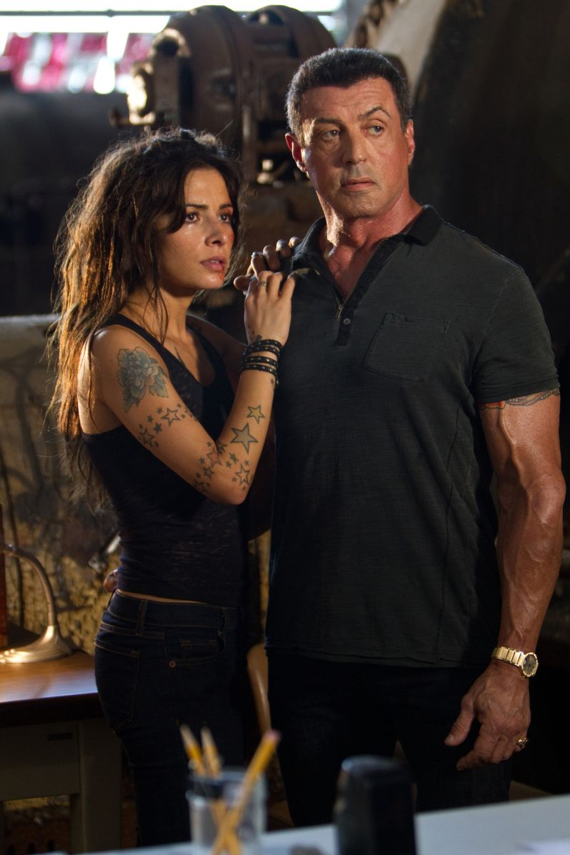 <strong><em>Bullet to the Head</em></strong> Photo 2