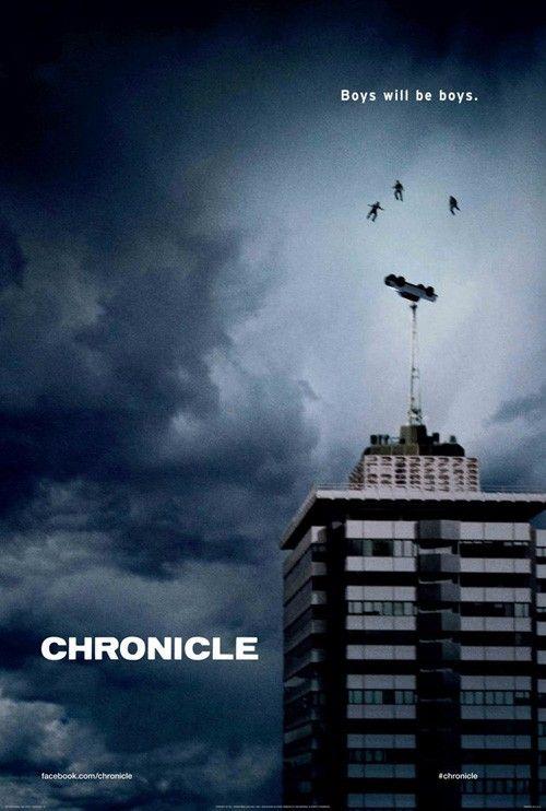 <strong><em>Chronicle</em></strong> International Poster